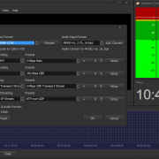 JIPEncoder can now perform real-time video scaling and fps conversion during the encoding or transcoding process.