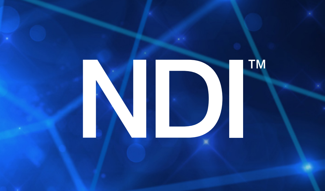 NDI™ is a trademark of NewTek, Inc.